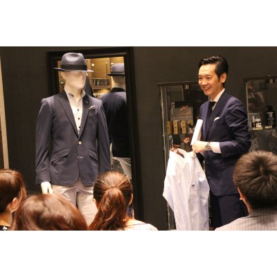 イタリア式『デキる男』養成スーツ講座