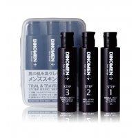 DiNOMEN トライアル&トラベル スキンケアセット (乾燥肌用)
