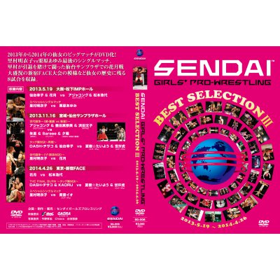【DVD】仙女 BEST SELECTION3