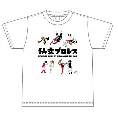 榎本タイキ×仙女コラボTシャツ