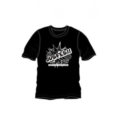 期間限定!!JUSFES Tシャツ ブラック