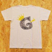viccore×GANG-O コラボTシャツ WHITE
