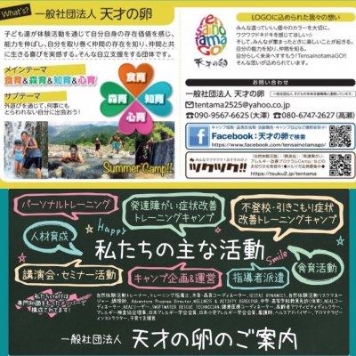 一般社団法人天才の卵応援チケット*¥1.000都度購入のイメージその4