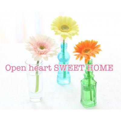 ★店頭払い★Open heart SWEET HOME 第1期 キラキラコーディネーター認定講座の画像1