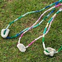 奄美大島の珊瑚のネックレス