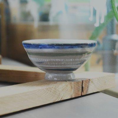 翠窯・ちょっと小ぶりのお茶碗・ダイエット用に最適?!青