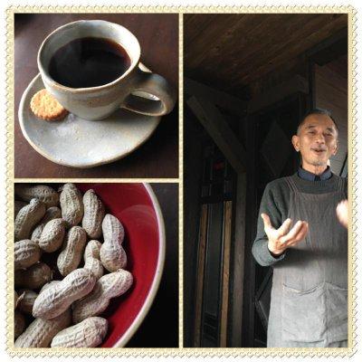 オーガニック・エチオピア・浅煎り200g・鈴木さんちの自家焙煎コーヒー