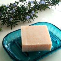 みどりのほしのせっけん フェンネル & オレンジの石鹸 合成着色料、合成香料不使用