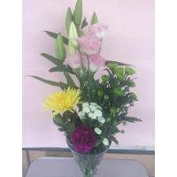 【定期便】お供え花