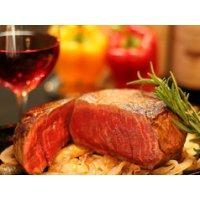 「塊肉 SPECIALコース」厚切り塊ステーキ&ローストビーフ等 お料理8品+3時間飲み放題付6000円