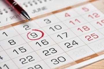 9月26日(火)開催!世界に1つだけのオリジナル運氣アップカレンダー作り~10月編~