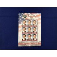 オバマ記念切手【銀行振込】【店頭払い】