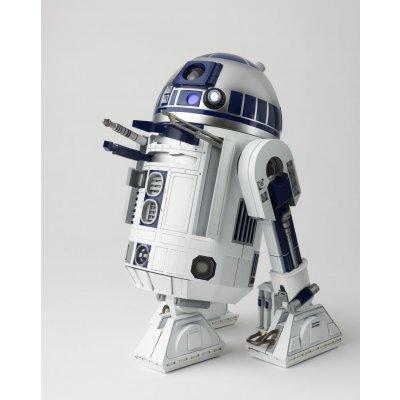 超合金×12 Perfect Model スター・ウォーズ R2-D2(A NEW HOPE) 約176mm ABS&ダイキャスト&PVC製 塗装済み可動フィギュア