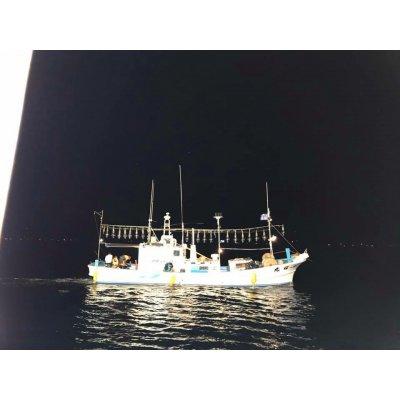半夜便仕立て船(平日) 第一福丸チケット 3月下旬~11月4日の画像1