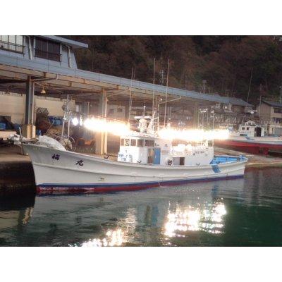 半夜便仕立て船(平日) 福丸チケット 3月下旬~12月の画像1