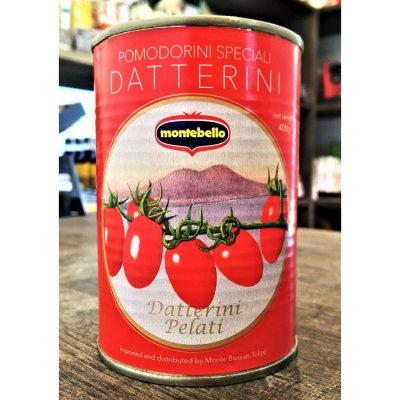 ダッテリーニトマト缶 イタリア プーリア州 400g