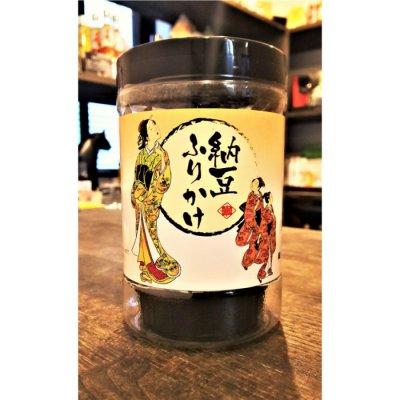 京のふりかけ 納豆 京都あきつや 味付海苔 煎りごま ひきわり納豆 60g