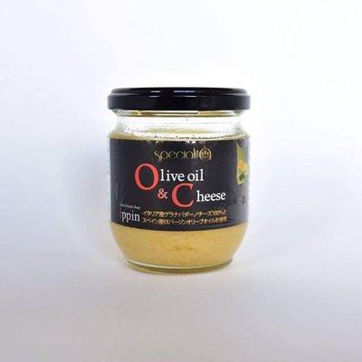 オリーブオイル&チーズ