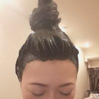 髪質改善&体内毒素の排出も出来る!【健康増進☆ヘナトリートメント】~肩甲骨までのロング(Ⅰ)~