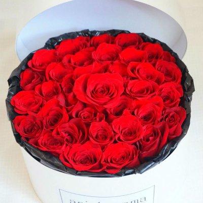 14,400円 贈り物/薔薇(ばら)のアレンジメント 送料込み