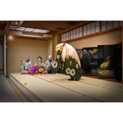 2018/1/8 &お座敷で学ぶ日本の心vol.8 〜獅子舞と花柳界のお正月〜の画像3