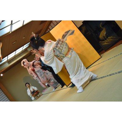 2018/1/8 &お座敷で学ぶ日本の心vol.8 〜獅子舞と花柳界のお正月〜の画像5