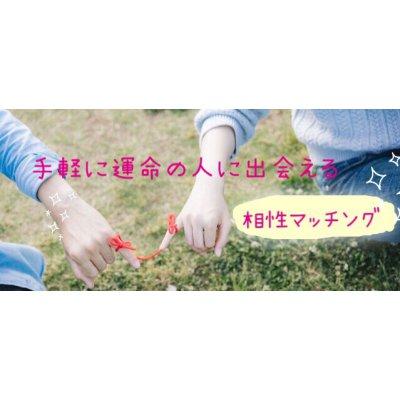 【男性用】相性マッチング お試し体験チケット