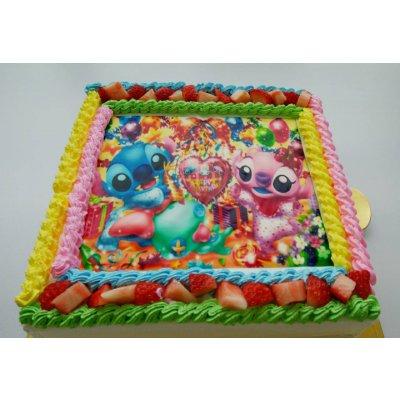 写真ケーキ5号の画像1