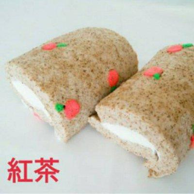 ロールケーキ(紅茶)