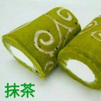 ミニロールケーキ(抹茶)