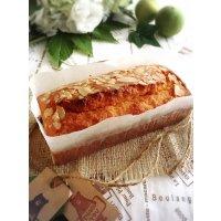 【グルテンフリー】乳製品不使用米粉のパウンドケーキ(約8cm×6cm×14cm:2cm厚みで約7カット)プレーン/抹茶/ココア/くるみ味噌