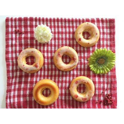 【グルテンフリー】乳製品不使用焼きドーナツ バニラ/チョコ/かぼちゃ/有機檸檬