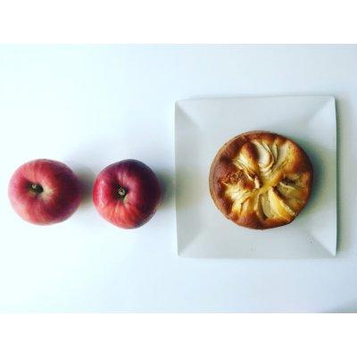 【グルテンフリー】冬季限定 りんごケーキ