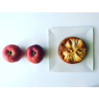 【グルテンフリー】冬季限定!!りんごケーキ