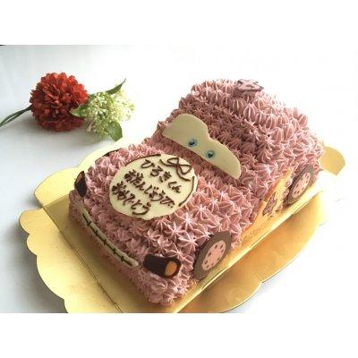 【グルテンフリー】クリームで作るキャラクターケーキ 受け渡しのみ