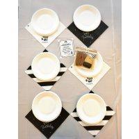 【グルテンフリー・卵不使用】かわいい紅茶のティーバッググルテンフリークッキーセット/5セット入り/...