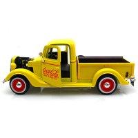 コカ・コーラの1937年式フォード・ピックアップです!!! 【Coca Cola 1937 Ford Picup-1/24 Diecast】