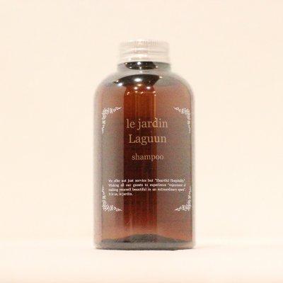 ラグーンシャンプー(300mlボトル)