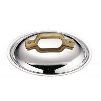プチクッキング鍋用 丸ドーム型共通蓋 8cm
