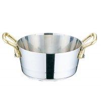 プチクッキング鍋 両手テーパー深型鍋10cm