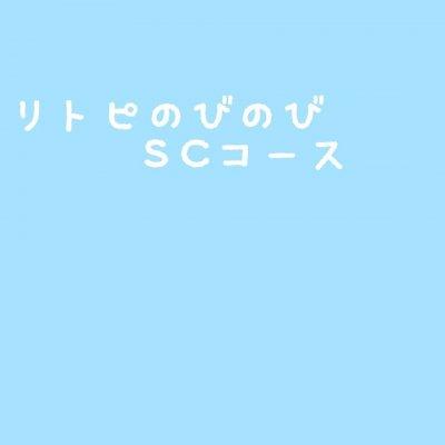 【東京教室】リトピのびのびコース【SC】(グループ&個人併用レッスン)月会費