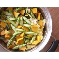 忙しい人にこそ!野菜の重ね煮レッスン(単発)