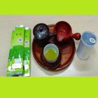 酵素農法煎茶100g3本セット