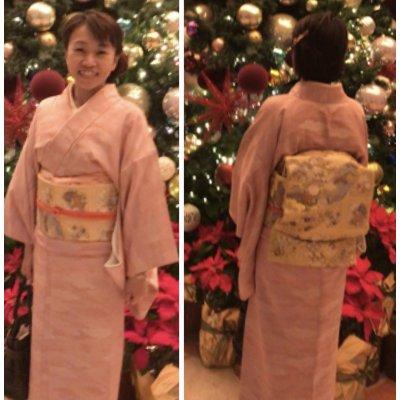 【着付けいたします】新年会、歓送迎会、卒業式など、日本の民族衣裳の着物で記念日を彩りませんか?