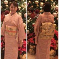 【着付けいたします】新年会、歓送迎会、卒業式など、日本の民族衣裳の着...