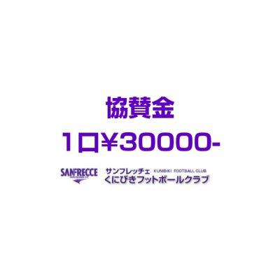 【3万円】シルバー協賛金の画像1