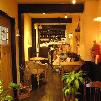 小さな喫茶店 homeri