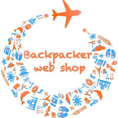 旅人たちからのありがとうSHOP・「Backpacker」バックパッカー