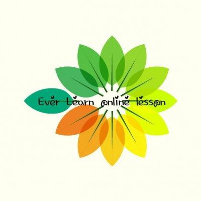 Ever Learn online lesson (エバーラーン オンライン レッスン) 語学&趣味&資格をオンラインで気軽に学べる教室♪