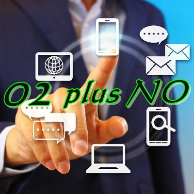 O2 plus NO